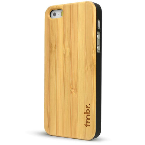 Bamboo Phone Case For iPhone 5