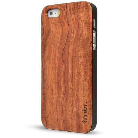Wooden Phone Case For iPhone 5 TMBR