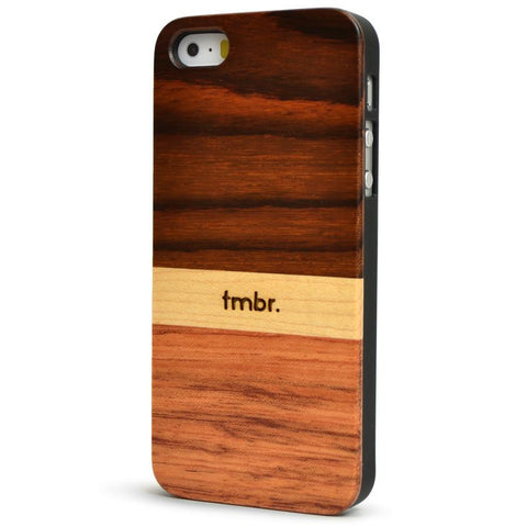 Wooden Phone Case For iPhone 5 & 5s