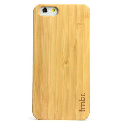 Bamboo Phone Cover For iPhone 6