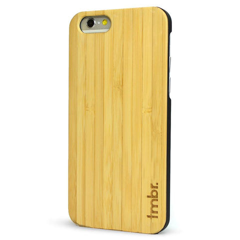 Bamboo phone case for iPhone 6