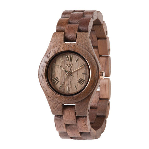 WeWood Criss Nut Wood Watch