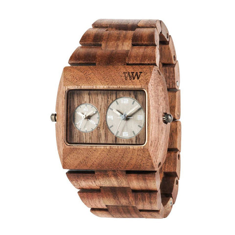WeWood Jupiter Nut RS Watch