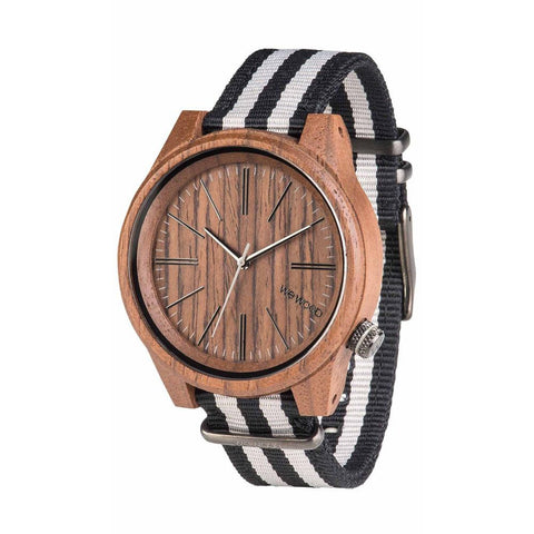 WeWood Watch - Torpedo Nut Grey