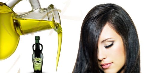 Benefit of Aelia Olive Oil in Damaged_hair