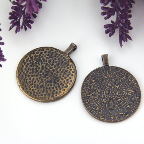 Bronze Pendants
