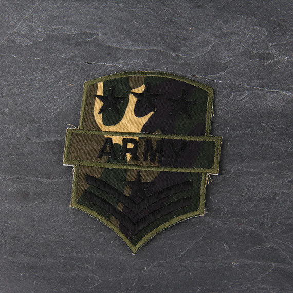 SALE, US Army Patch, Applique, High Quality Iron-on Applique, Iron-on Patch, Emroidered Iron-on Applique, 1 Piece