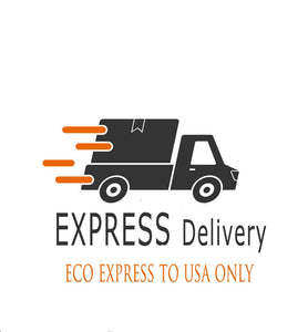 ECO EXPRESS Delivery for  USA - Delivers 5-7 days