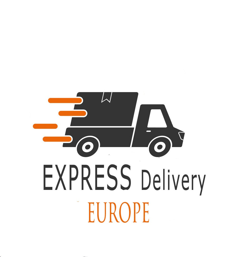 EXPRESS Delivery for EUROPE - Delivers 2-3 Days