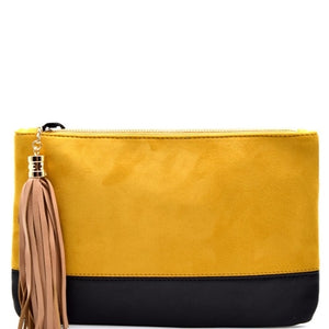 Gemini Clutch Purse