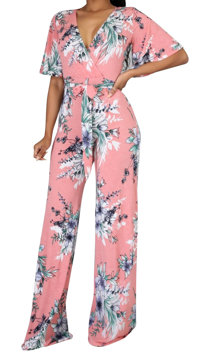 Brunch with the Girls Jumpsuit