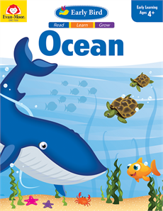 Early Bird: Ocean - Activity Book