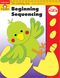 Learning Line: Beginning Sequencing, PreK-K - Activity Book