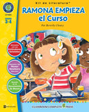 Ramona Empieza el Curso Literature Kit (Grade 3-4)- Spanish Version - Download Only