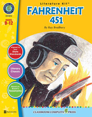 Fahrenheit 451 Literature Kit (Grades 9-12) - Download Only