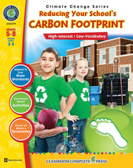 Reducing Your Schools Carbon Footprint (Grades 5-8) - Download Only