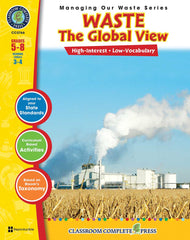 Waste: The Global View (Grades 5-8) - Download Only