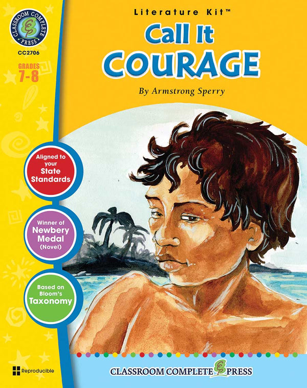 Call It Courage Literature Kit (Grades 7-8) - Download Only