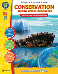Conservation: Ocean Water Resources (Grades 5-8) - Download Only