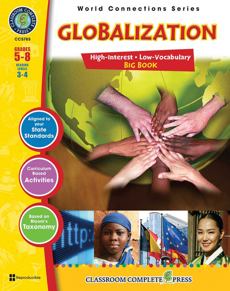 Globalization Big Book (Grades 5-8) - Download Only