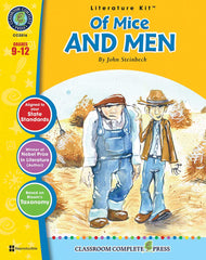 Of Mice and Men Literature Kit (Grades 9-12) - Download Only