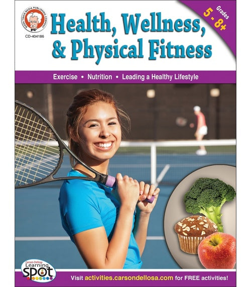 Health, Wellness, and Physical Fitness (Grade 5-12)
