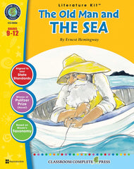 The Old Man and the Sea Literature Kit (Grades 9-12) - Download Only