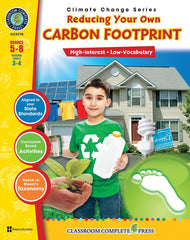 Reducing Your Own Carbon Footprint (Grades 5-8) - Download Only