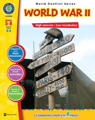 World War 2 (Grades 5-8)