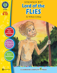 Lord of the Flies Literature Kit (Grades 9-12) - Download Only