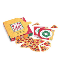 Pizza To Go Board Game (Grade 2-4)