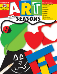 Art for All Seasons (Grades 1-4)
