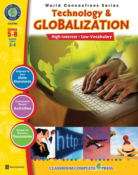 Technology & Globalization (Grades 5-8) - Download Only