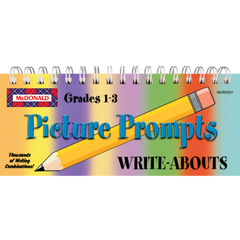Picture Prompts Write-Abouts Grades 1-3