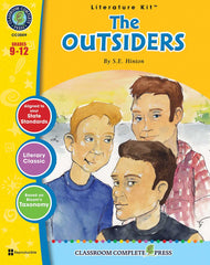 The Outsiders Literature Kit (Grades 9-12) - Download Only