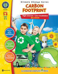 Carbon Footprint - Big Book (Grades 5-8) - Download Only