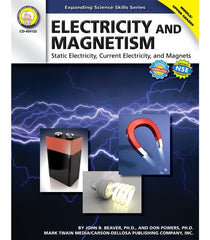 Electricity and Magnetism Resource Book (Grade 6-12)