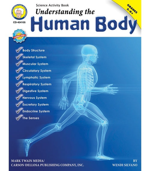 Understanding the Human Body Resource Book (Grade 5-12)