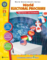 World Electoral Processes (Grades 5-8) - Download Only