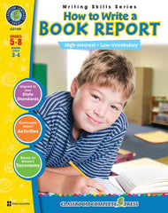 How to Write a Book Report (Grade 5-8) - Download Only