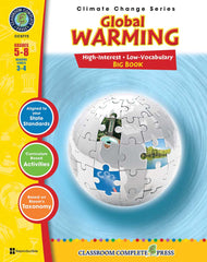 Global Warming – Big Book (Grades 5-8) - Download Only