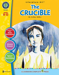 The Crucible Literature Kit (Grades 9-12) - Download Only