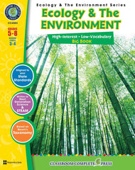 Ecology & the Environment - Big Book (Grades 5-8) - Download Only