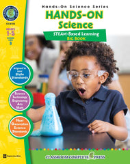 Hands-On STEAM Science Big Book (Grades 1-5) - Download Only
