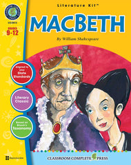 Macbeth Literature Kit (Grades 9-12) - Download Only
