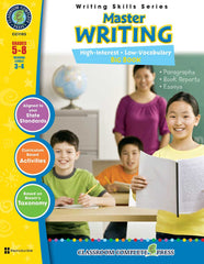 Master Writing Big Book (Grades 5-8) - Download Only
