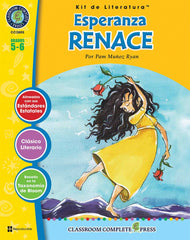 Esperanza Renace Literature Kit (Grade5-6) - Spanish Version - Download Only