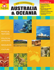 7 Continents: Australia and Oceania (Grades 4-6)