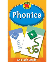Phonics Flash Cards (Grade PK-2)