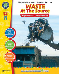 Waste: At The Source (Grades 5-8) - Download Only